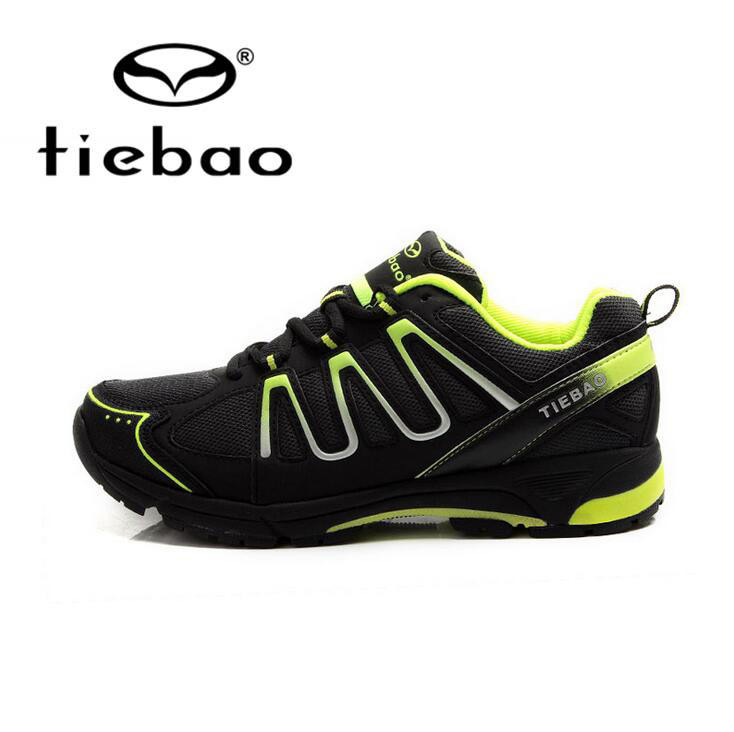 Tiebao Leisure Cycling Shoes Men Mountain Road Bicycle Professional Bike Sneakers MTB Racing Self-Lock zapatillas de ciclismo цены