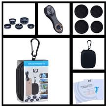 HD Camera Lens Kit Fisheye Lens
