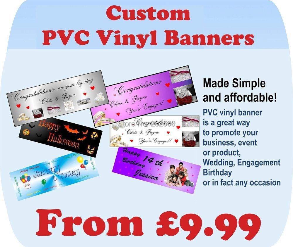 Popular Vinyl Banner SizesBuy Cheap Vinyl Banner Sizes Lots From - Vinyl banners sizes