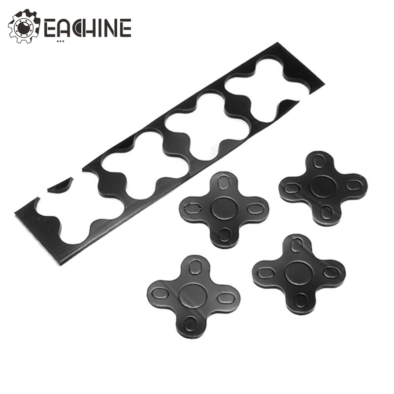 4pcs Eachine Wizard X220S Anti Vibration Damper Motor Pads For RC Multicopter Spare Part RC Toys