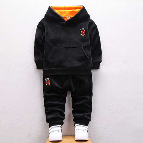 Baby Boys Sets Infant Children Clothing Sets Winter Pure Cotton Velvet Thicken 2piece/pcs Clothes For Newborn Clotheing 5cs154 free ship fall winter long sleeve children clothing sets infant girls ruffle outfits knitted cotton newborn baby clothes f110