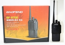 2pcs Baofeng BF-9700 walkie talkie UHF 400-520MHz 5W IP67 Waterproof Two-way Radio 16CH Ham BF9700 transceiver for contruction