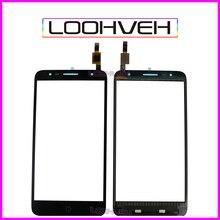 """10 шт./лот 5,"""" сенсорный экран для Alcatel one touch Pop 4 plus OT5056 5056A дигитайзер Переднее стекло объектив сенсорная панель высокое качество"""