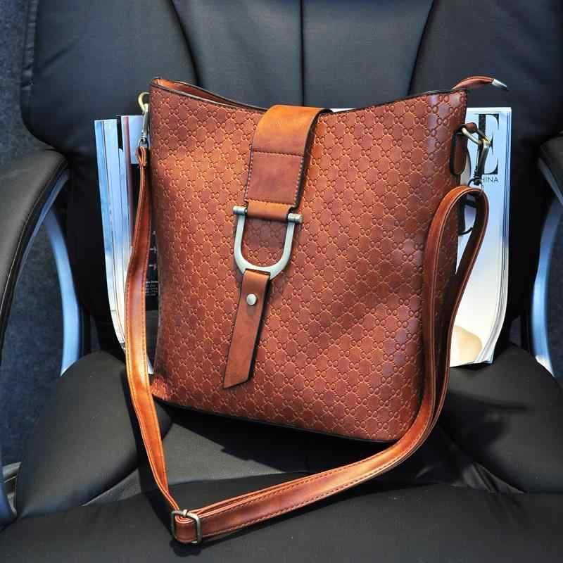 Сумка из искусственной кожи для женщин, сумка-мессенджер, сумка-мешок, школьные сумки, высокое качество, повседневная сумка из воловьей кожи, Бесплатная доставка