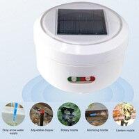 Güneş Sulama Damla Sulama USB Şarj Güneş Sulama Sistemi Akıllı Bahçe Otomatik Sulama Cihazı Aracı Su Pompası