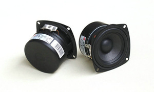 Image 2 - 2PCS Audio Labs 3 HiFi Full Range frequency speaker tweeter HiFi audio monitor home theater raw Speaker driver set 3 inch