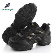New Dancing Shoes For Men Jazz Sneaker Dance Breathable Male Ballroom Comfortable High Quality