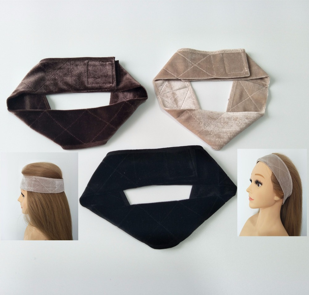 New Arrival Hand Made Non-slip Wig Grip Band For Holding Your Wig, Hat Or Scarf