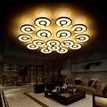Nordic FÜHRTE Acryl Legierung Pfau FÜHRTE Lampe LED-Licht Deckenleuchten Deckenleuchte Led-deckenleuchte Für Foyer Esszimmer