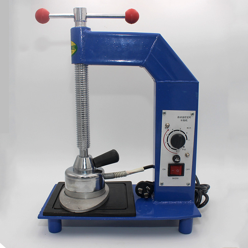 Цена за Автоматическая Регулировка Температуры Шин Вулканизатор Вулканизации Шин Машина Вулканизированной Машины Для Ремонта Шин