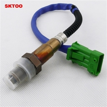SKTOO 1PCS For Peugeot 206 307 308 408 1.6 front oxygen sensor