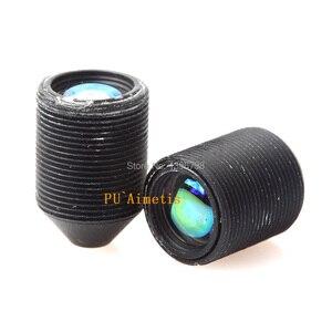 Image 3 - PUAimetis CCTV lensler 2MP/1/2 7 1/3 1/4 HD 10mm gözetleme kamerası 33.5 derece kızılötesi M7 lens iplik