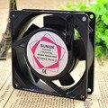 Entrega gratuita. 9225 bola 9 cm SF9225AT2092HBL ventilador de refrigeração ventilador de fluxo axial é 220 v