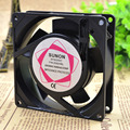 Free Delivery. 9225 ball 9 cm fan SF9225AT2092HBL cooling axial flow fan is 220 v