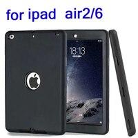 Padrão de moda À Prova de Choque Caso para Apple iPad air Capa de Silicone Proteger Shell Tablet Capa para iPad ar2 ipad 6 ar ipad 2