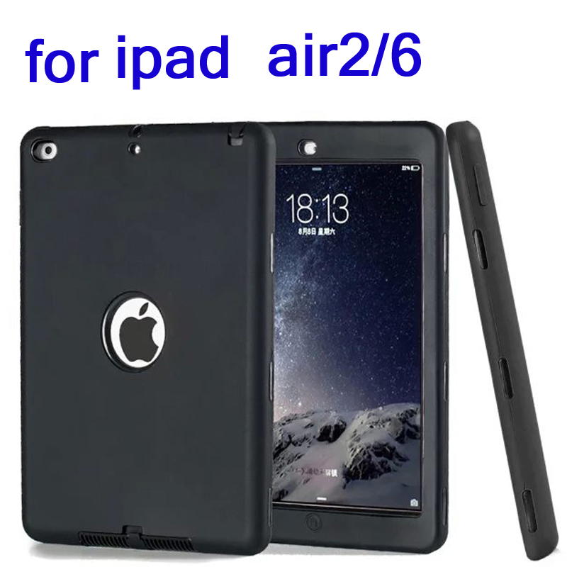 promo code 3aabb db844 US $22.99 |fashion Pattern Shockproof Case for Apple iPad air Case Silicone  Protect Tablet Shell Back Cover for iPad air2 ipad 6 ipad air 2-in Tablets  ...