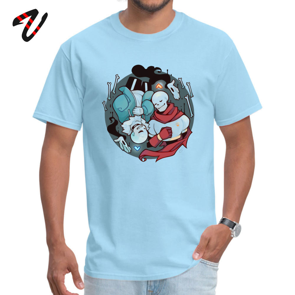 rest T-Shirt Short Sleeve Simple Style High Quality Men's VALENTINE DAY T Shirt Simple Style T-Shirt O Neck All Cotton rest -23293 light