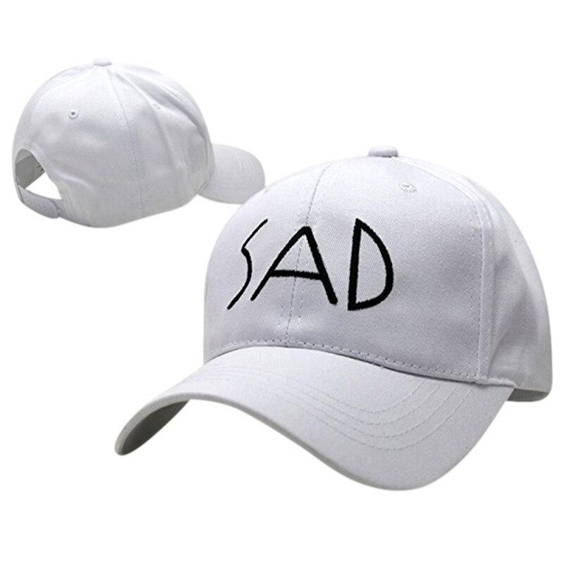 Outdoor Running Sun Hat Sports Cap Black Letter Printed Cap Snapback Strapback Hat