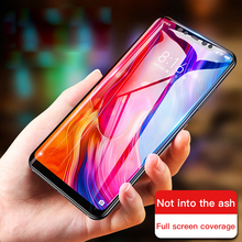 9D Full Cover Screen Protector Tempered Glass For Xiaomi Mi 9 8 SE Lite Pro Protective Film For Redmi Note K20 5 6 7 Pro Plus все цены