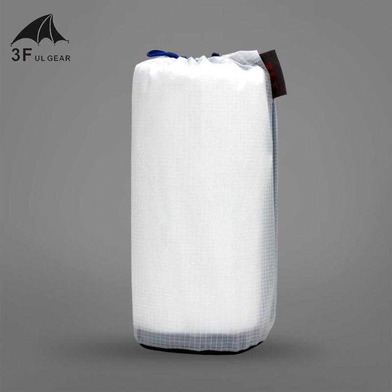 Supply 3f Ul Gear 2019 Tyvek Sleeping Bags Cover Camping Bags Waterproof Ventilate Moisture-proof Warming Every Dirty Inner Liner Camping & Hiking