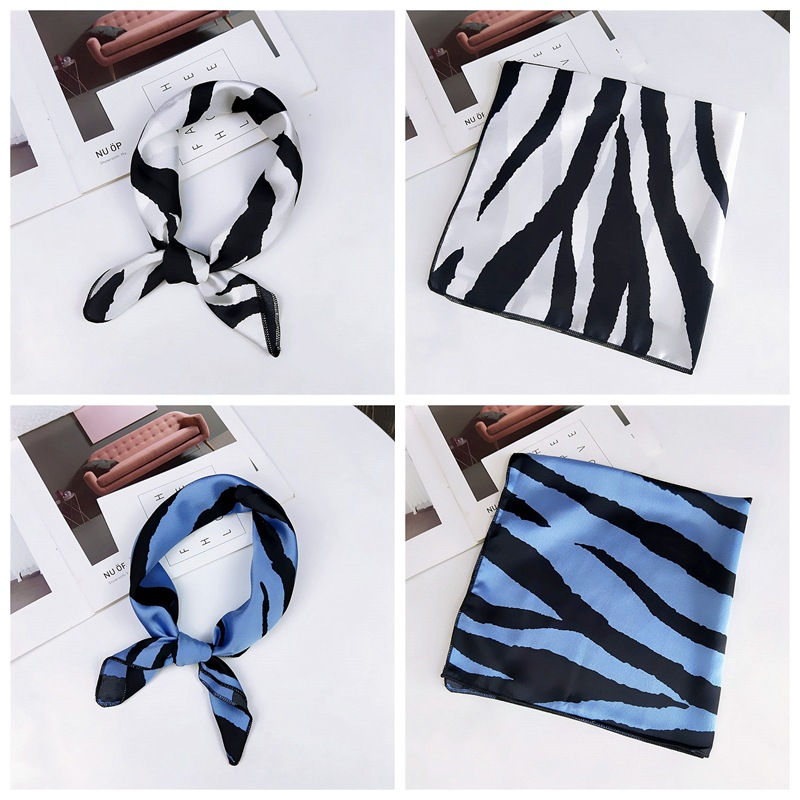 HTB1bQowbcnrK1RjSspkq6yuvXXaj - fashion Square Scarf Hair Tie Band Party Women Elegant Small Vintage Skinny Retro Head Neck Silk Satin Scarf, square scarves