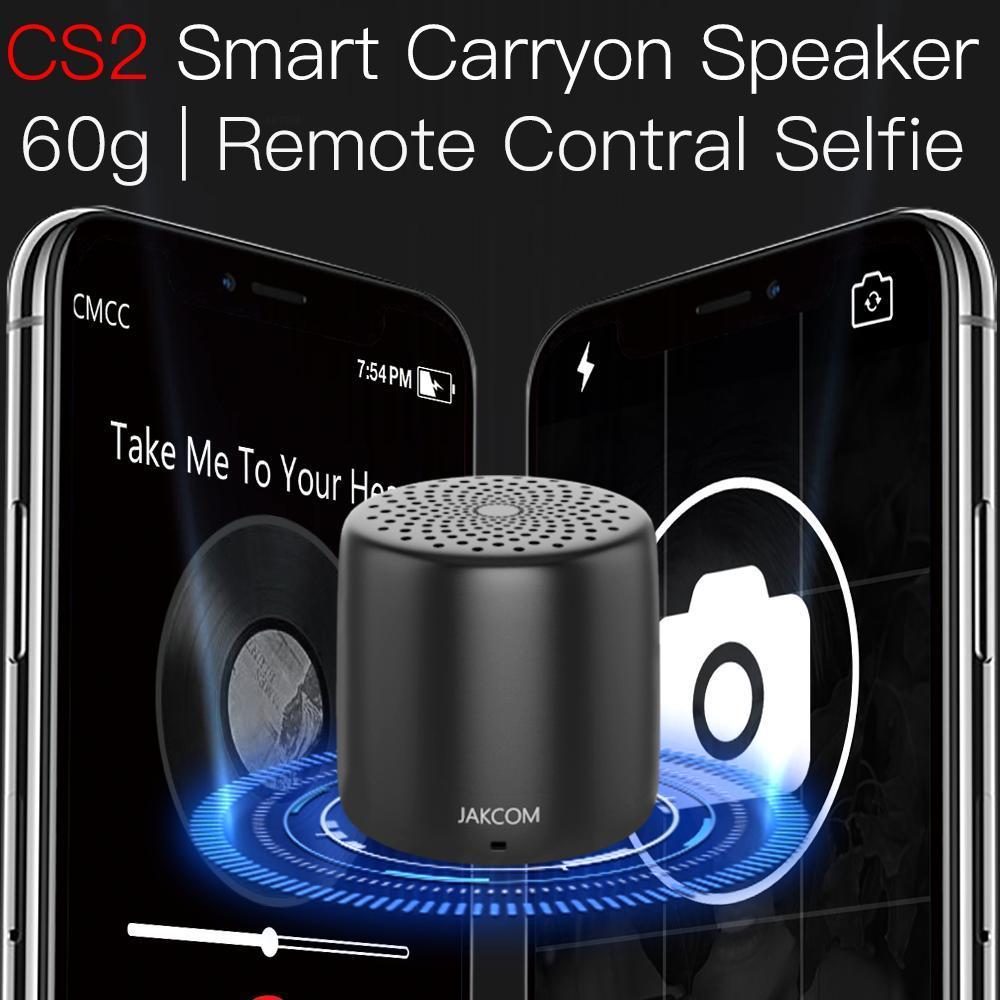 JAKCOM CS2 Smart Carryon Speaker Hot sale in Speakers as stereo speaker caixinha de musica sound bar(China)