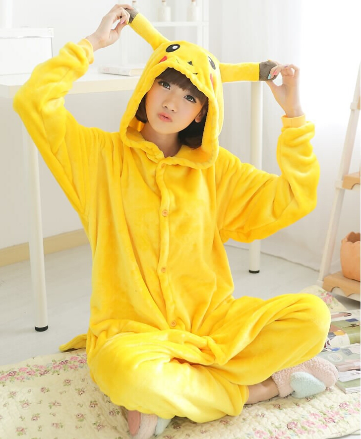 Candice guo plush toy cloth cartoon flannel anime Sleepwear pikachu nightgown loungewear creative winter warm home coat gift 1pc candice guo funny creative simulational chinese chess plush toy cushion pillow birthday gift 1pc