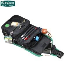 LAOA Многофункциональный Сумка Креста Тела Электрика Hardware Механика Canvas Tool Мешки Для Хранения Инструментов сумка для инструмента пояс для инструментов сумки для инструмента пояс для инструмента сумка инструмент