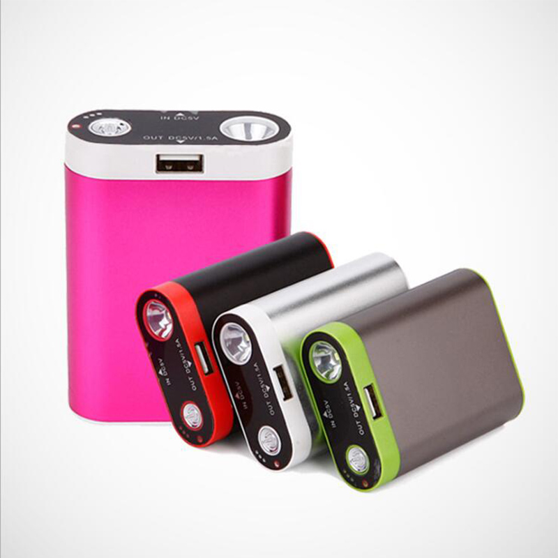 New Hand Warmers/Power Bank 7800mAh, Rechargeable Hand Warmer, 7800mah Portable USB Hand Warmer with LED flahslight  LED tourch estufas led