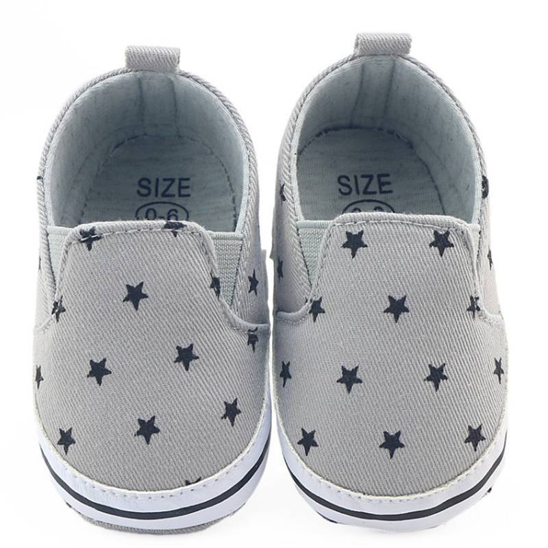 Baby Infants Kids Girl boys Soft Sole Crib Cowboy Newborn Shoes Canvas Sneakers