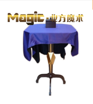 Free shipping Professional floating table magic tricks -1pc/lot- for magic prop wood floating table wp 018 professional water resistant poker table cloth stock for promotion free shipping