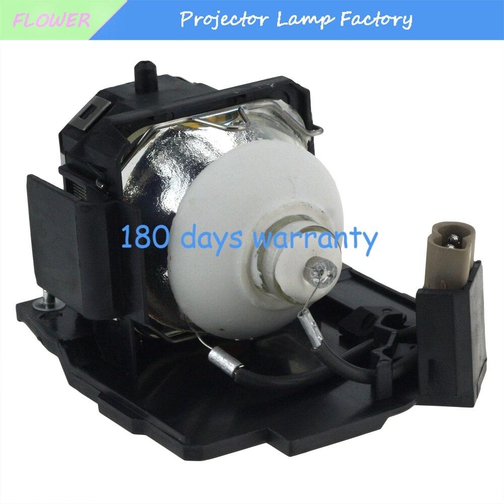 מחשבי כף יד   GPS מחירי מפעל 78-6972-0024-0 / DT01145 מנורת מקרן באיכות גבוהה עם דיור עבור Hitachi 3M X21 / X26 (3)