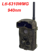 Low Glow 940nm Wide Lens Trail MMS Wireless Scouting Camera Game Hunting 44 IR LEDs SMS Remote Control Ltl Acorn Ltl-6310WMG