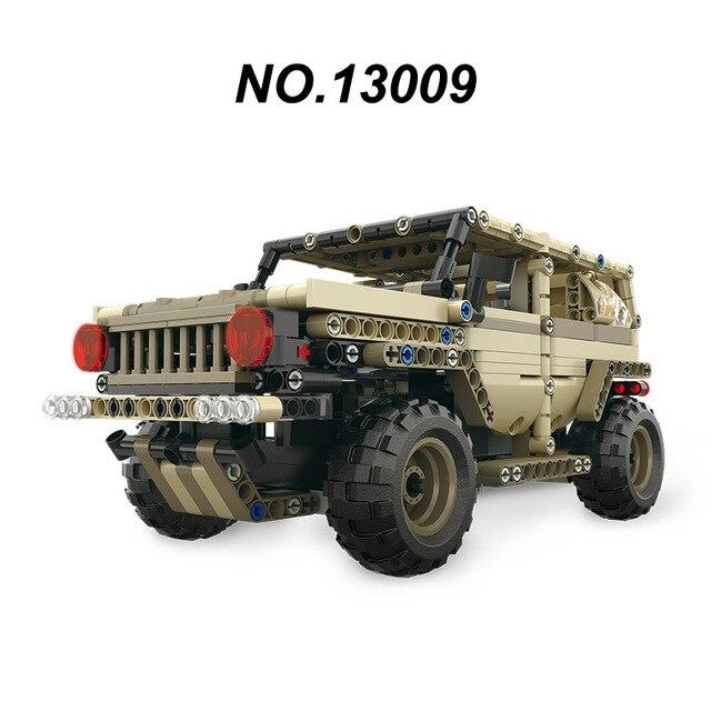 RC Car Truck Tank Wagon Remote Control Crawler Tank Building Blocks Technic Car Military MOC RC LEPIN™ Land Shop