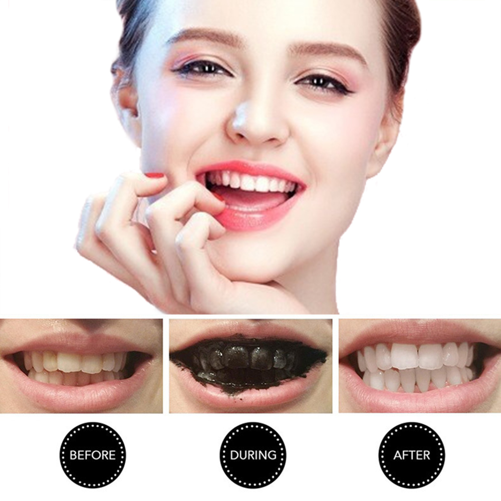 Friendly 15g Teeth Whitening Powder Natural Organic Activated Charcoal Bamboo Toothpaste Veneers Teeth Charcoal Teeth Whitening Oral Hygiene Teeth Whitening