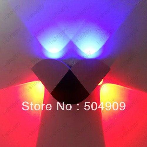 4 Watt 4 Wand Montiert Licht Dekorative Leuchte Birne Lampe Für Wohnzimmer  Schlafzimmer Halle Galerie Vorraum Disco Bar In 4 Watt 4 Wand Montiert Licht  ...