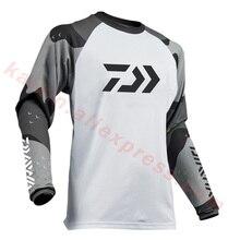 c73a652e88c Daiwa Performance Fishing Shirt Men UPF 50 UV Sun Protection Long Sleeve  Quick Dry Mesh Cooling
