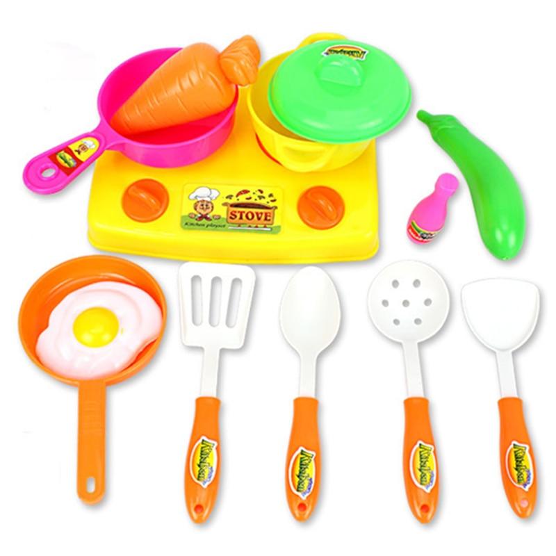 Kids Kitchen Tools Design Ideas