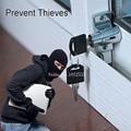 BARATO escudo Ventana cerraduras de ventanas correderas de aluminio ventana de bloqueo de seguridad cerraduras cerraduras de seguridad de puertas y ventanas de acero límite K67