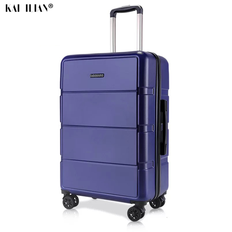 New Luxury PC 20''24 Inch Travel Suitcase Rolling Luggage Bag Cabin Carry-ons Trolley Luggage Spinner Wheels Hardside Luggage