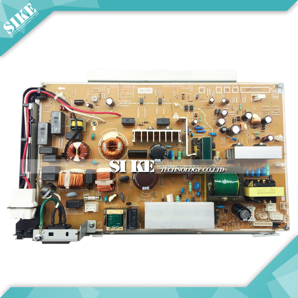 LaserJet  Engine Control Power Board For HP M755 775 Voltage Power Supply Board RM1-8895-(110V)-RM1-8896-(220V) free shipping 100% test original for hp4345mfp power supply board rm1 1014 060 rm1 1014 220v rm1 1013 050 rm1 1013 110v
