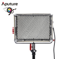 Aputure LS 1S High CRI 95+ Light Storm Studio Video Light LED Photo Light with 2.4GHz Wireless Remote V mount Plate