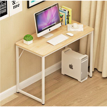 250608/Computer desk / desktop home modern simple desk / laptop / simple writing book table/Lazy bed with laptop desk