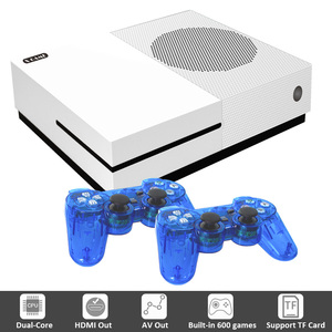 Video Game Console HD TV Game Console 4GB Support HDMI TV Out built-in 600 Classic Games for GBA/CP1/CP2/SMD/SNES/NES/FC Format
