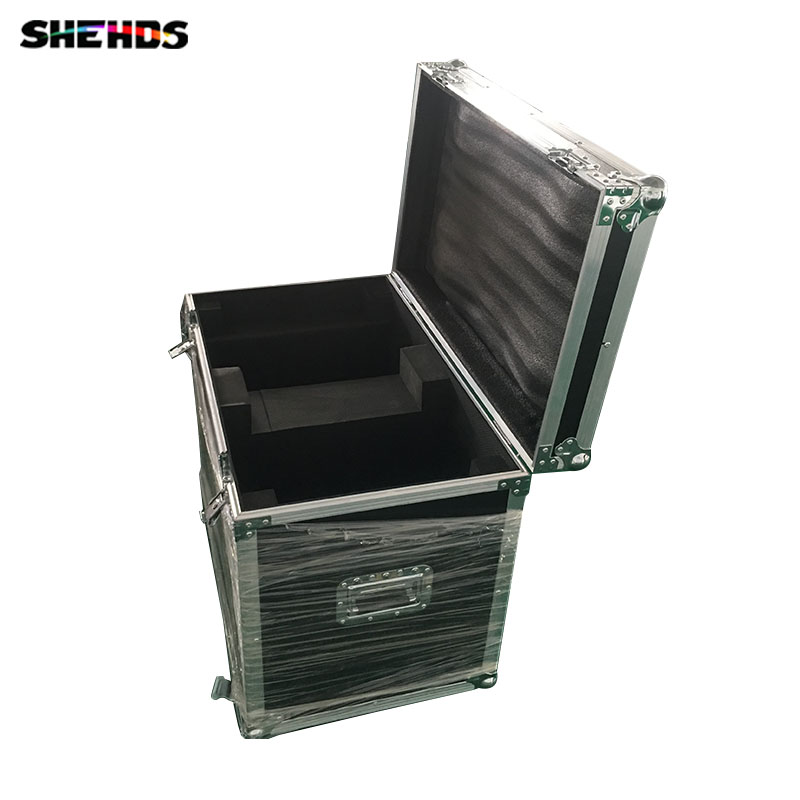 Flight Case with 2 pieces LED sharpy Beam 230W 7R Moving Head Light DJ equipments Touch Screen Beam Free Shipping DHL FedEx
