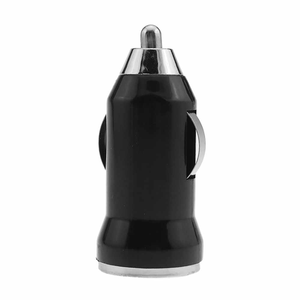 3.0 USB سريع تهمة سيارة آيفون xs سامسونج شاومي Mini المزدوج USB سريع سيارة شحن موبايل مهايئ شاحن الهاتف