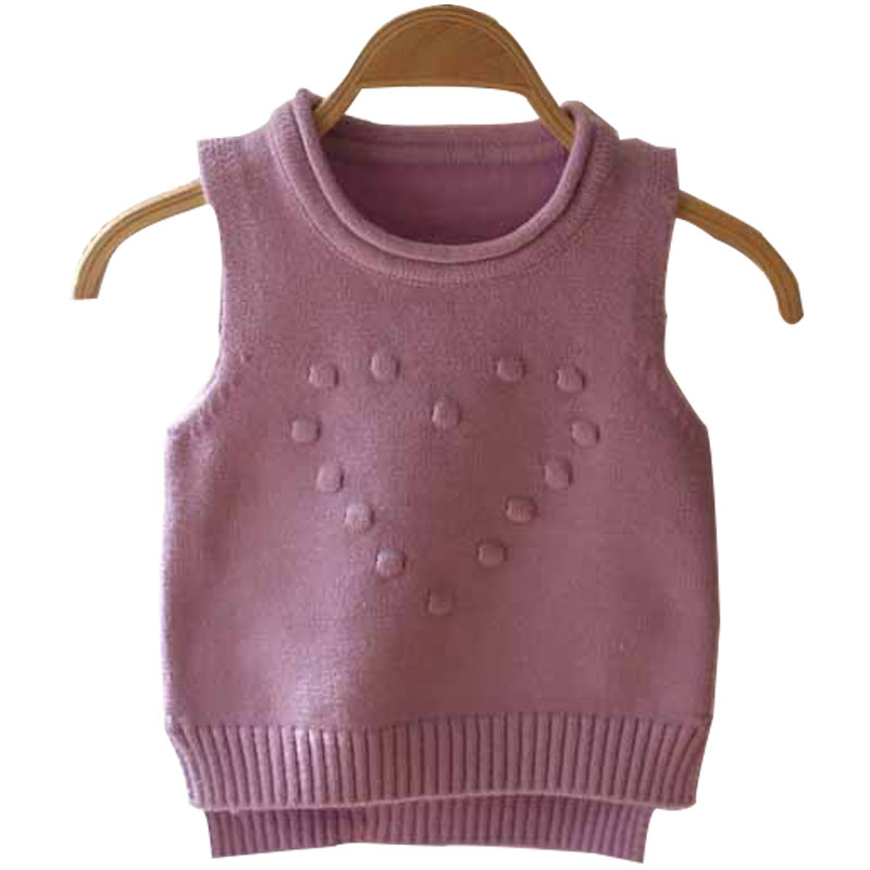 Spring Autumn Children Clothing High Quality Love Pattern Sweater ...