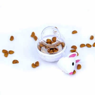 Игрушка YVYOO, игрушка для кошек, забавная игрушка-Кормушка, мышь, протекающие пищевые шарики, развивающие игрушки для домашних животных, устройство утечки для животных, забавная игрушка для кошек, Интерактивная игрушка