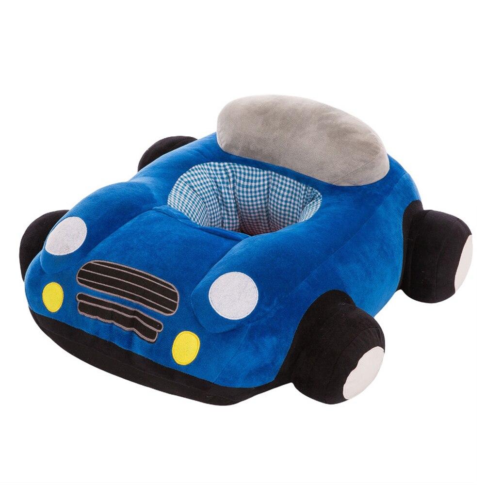 Plush Toy Car Pink Red Blue Green Stuffed Toy Plush Soft Cushion Pillow Boys Birthday Gift
