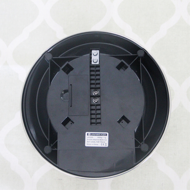 Stainless Steel Electronic Weight Scale